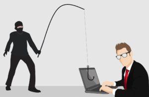 Phishing Attacken auf Mitarbeiter (Pressetext)